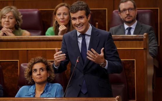 La oposición acorrala a Pedro Sánchez en el Congreso