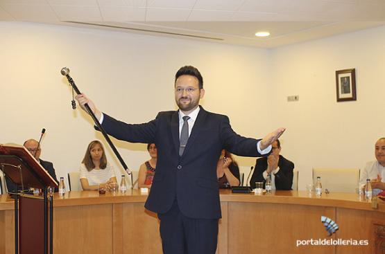 Ramón Vidal nuevo Alcalde de l'Olleria