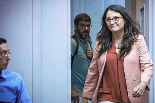 Fin de la austeridad: aumentan un 46,5% los altos cargos y asesores del Gobierno Valenciano