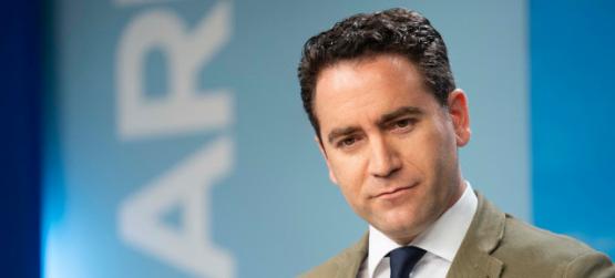 """García Egea: """"Sánchez no puede hacer responsable al PP de su incapacidad"""""""