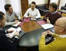 Ontinyent, l'Olleria y Bocairent avanzan en la creación de una alianza industrial